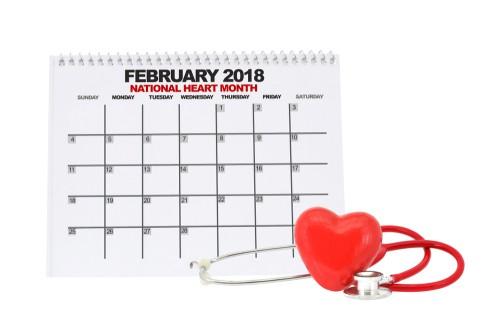 heart health calendar